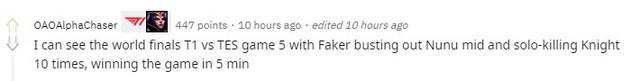 Faker lại một lần nữa khiến cộng đồng LMHT dậy sóng - Cầm Nunu vẫn solokill ĐKVĐ thế giới dễ dàng - Ảnh 7.