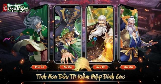 Tin vui cho fan kiếm hiệp Kim Dung, có một tựa game mobile kinh điển sắp được phát hành tại Việt Nam - Ảnh 3.