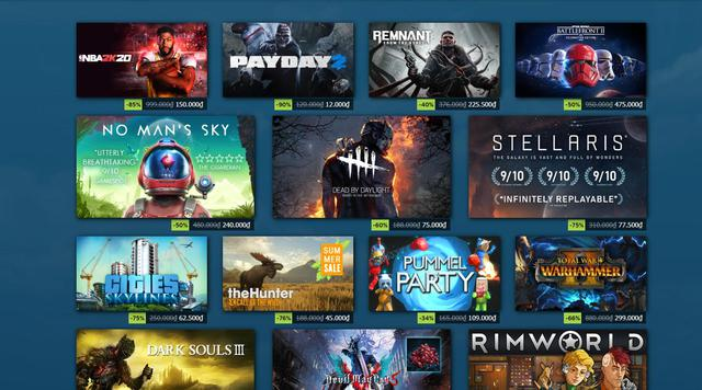 Game thủ chú ý, nhanh tay mua game giảm giá vì Steam Summer Sale chỉ còn 1 ngày nữa mà thôi - Ảnh 3.