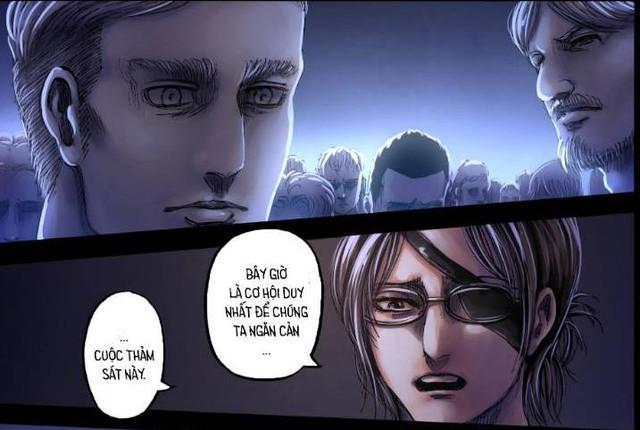 Attack on Titan: Trinh sát đoàn của quá khứ và hiện tại khác nhau như thế nào (Phần 4) - Ảnh 6.