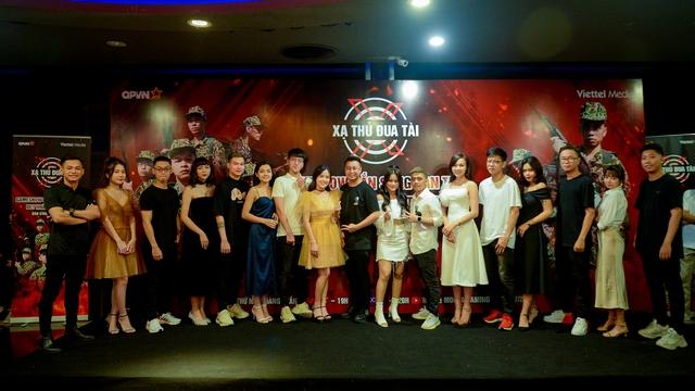 Độ Mixi, Bomman cùng hàng loạt hot girl góp mặt trong 'Xạ thủ đua tài 2020' – Gameshow bắn súng đạn thật duy nhất tại Việt Nam - Ảnh 4.