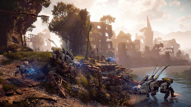 Horizon Zero Dawn announces recommended