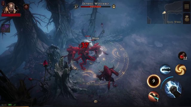 Diablo Immortal tung trailer đẹp mỹ mãn, không thua kém PC là bao - Ảnh 1.