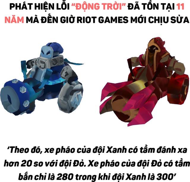 Lỗi động trời trong LMHT: Tồn tại 11 năm nhưng giờ Riot mới chịu sửa - Ảnh 3.