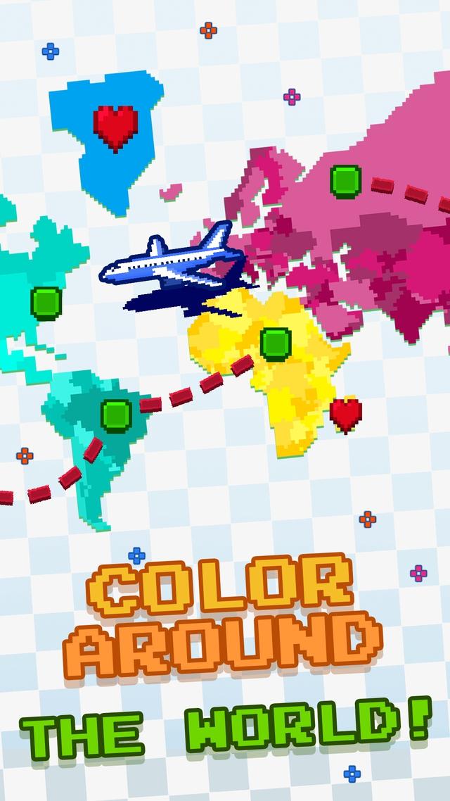 Love Colors: Coloring Book thực sự rất đáng chơi nếu ai muốn tìm kiếm sự thư giãn trong những ngày này - Ảnh 2.