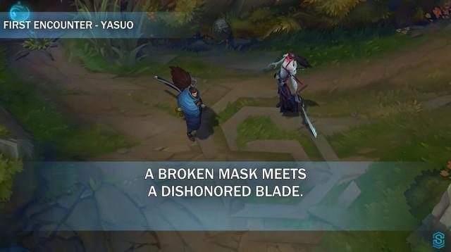 Yone gọi Yasuo là thằng ngu trong Đấu Trường Công Lý và sự thật về chiếc mặt nạ bị nguyền rủa - Ảnh 6.
