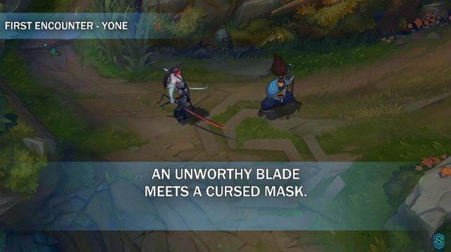Yone gọi Yasuo là thằng ngu trong Đấu Trường Công Lý và sự thật về chiếc mặt nạ bị nguyền rủa - Ảnh 11.