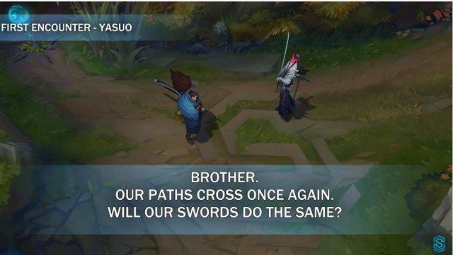 Yone gọi Yasuo là thằng ngu trong Đấu Trường Công Lý và sự thật về chiếc mặt nạ bị nguyền rủa - Ảnh 7.