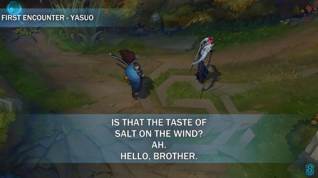 Yone gọi Yasuo là thằng ngu trong Đấu Trường Công Lý và sự thật về chiếc mặt nạ bị nguyền rủa - Ảnh 5.