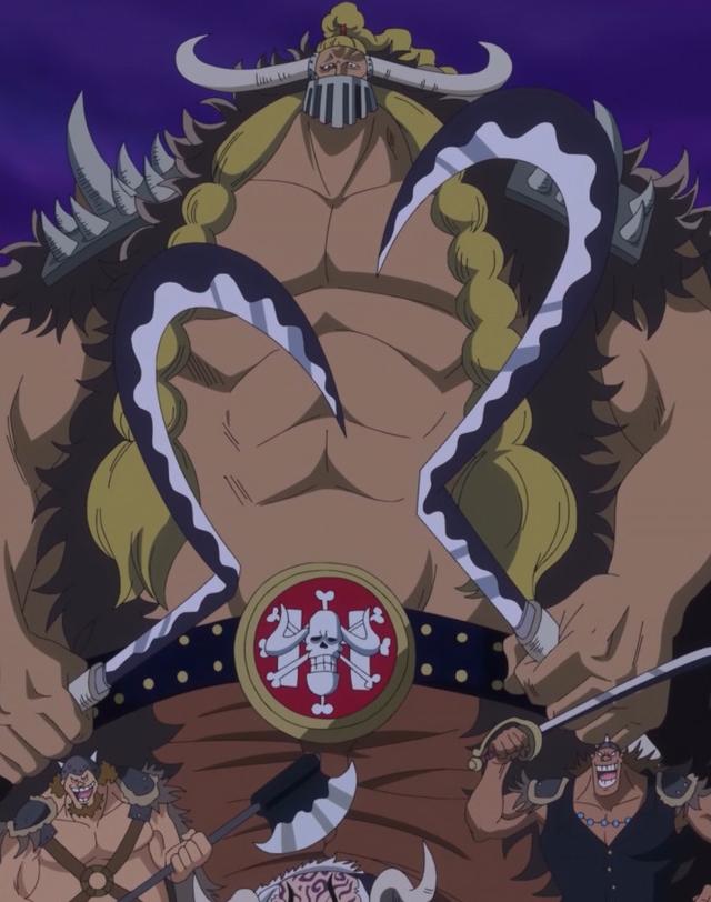 One Piece: Bất chấp Kaido đang bị đánh hội đồng, bộ ba tam tai người mất tích, kẻ tấu hài cực mạnh - Ảnh 4.