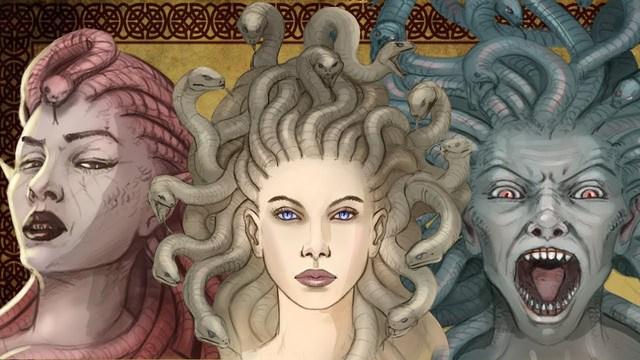 Sự thật về truyền thuyết Medusa và nỗi oan của Poseidon trong thần thoại Hy Lạp - Ảnh 5.