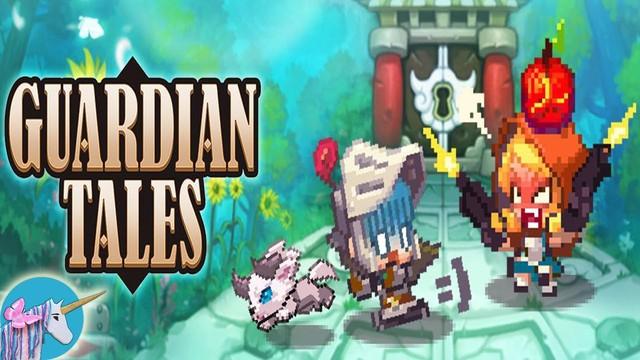 Guardian Tales ra mắt, đây chính là tựa game nhập vai phiêu lưu hành động tuyệt vời cho bạn - Ảnh 2.