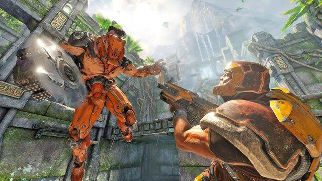 Nhận series game bắn súng huyền thoại Quake 1, 2, 3 và Champions đang hoàn toàn miễn phí - Ảnh 1.