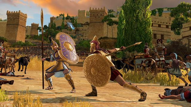 Game miễn phí hot nhất tuần Total War Saga Troy công bố cấu hình nhẹ nhàng, không cần card đồ họa cũng chơi được - Ảnh 2.