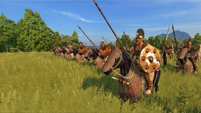 Game miễn phí hot nhất tuần Total War Saga Troy công bố cấu hình nhẹ nhàng, không cần card đồ họa cũng chơi được - Ảnh 1.