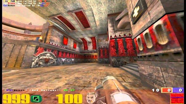 Nhận series game bắn súng huyền thoại Quake 1, 2, 3 và Champions đang hoàn toàn miễn phí - Ảnh 3.