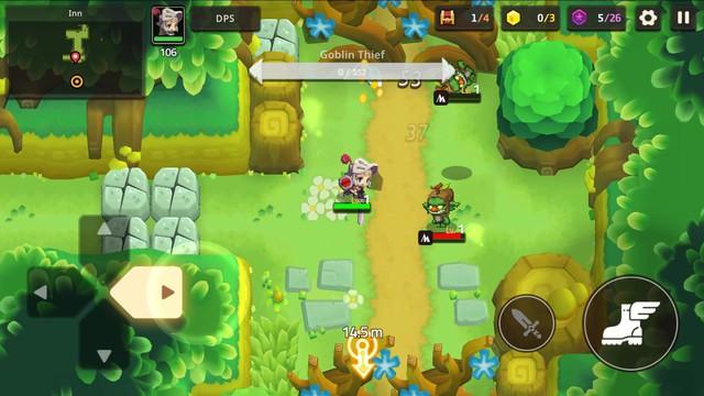 Guardian Tales ra mắt, đây chính là tựa game nhập vai phiêu lưu hành động tuyệt vời cho bạn - Ảnh 4.