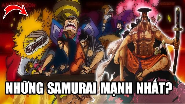 One Piece: Sức mạnh của các thành viên Cửu Hồng Bao liệu có đủ sức để đối đầu với Luffy? - Ảnh 3.