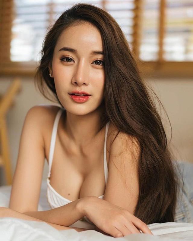 Thiên thần nội y số 1 Thái Lan khoe dáng nuột nà khiến đấng mày râu phải ngẩn ngơ - Ảnh 9.