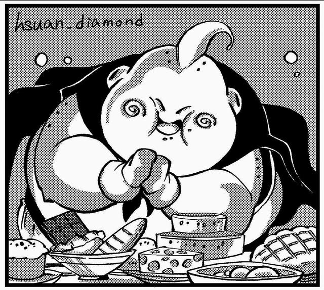 Chết cười khi thấy dàn nhân vật Dragon Ball Super béo múp míp đến là cưng - Ảnh 6.