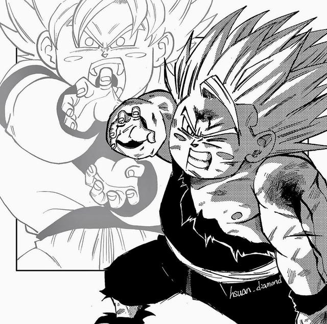 Chết cười khi thấy dàn nhân vật Dragon Ball Super béo múp míp đến là cưng - Ảnh 9.