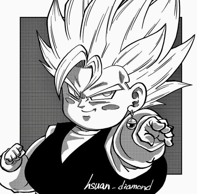 Chết cười khi thấy dàn nhân vật Dragon Ball Super béo múp míp đến là cưng - Ảnh 13.