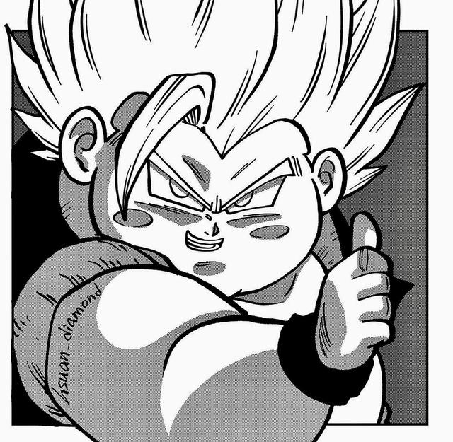 Chết cười khi thấy dàn nhân vật Dragon Ball Super béo múp míp đến là cưng - Ảnh 14.