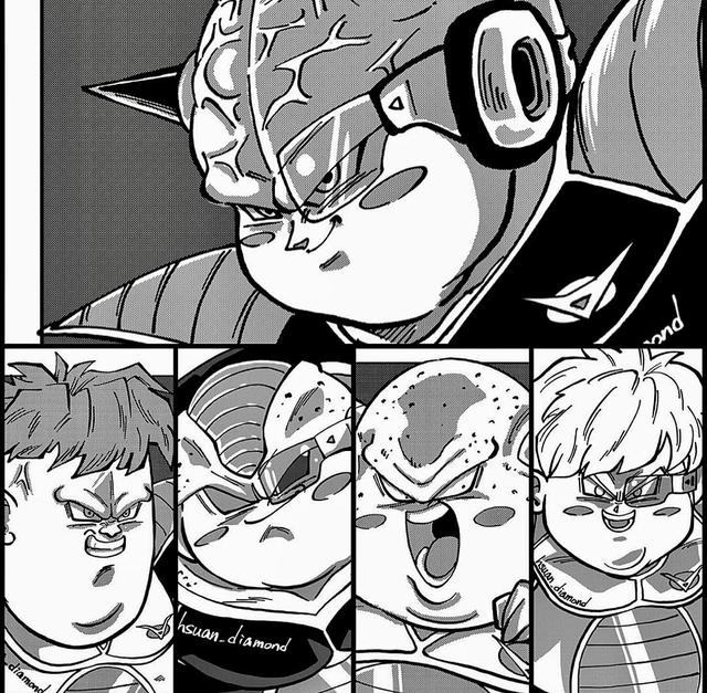 Chết cười khi thấy dàn nhân vật Dragon Ball Super béo múp míp đến là cưng - Ảnh 17.