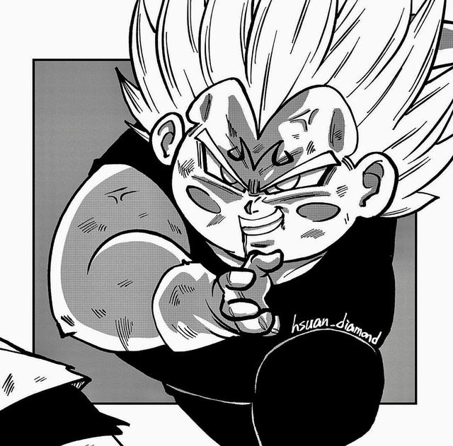 Chết cười khi thấy dàn nhân vật Dragon Ball Super béo múp míp đến là cưng - Ảnh 18.