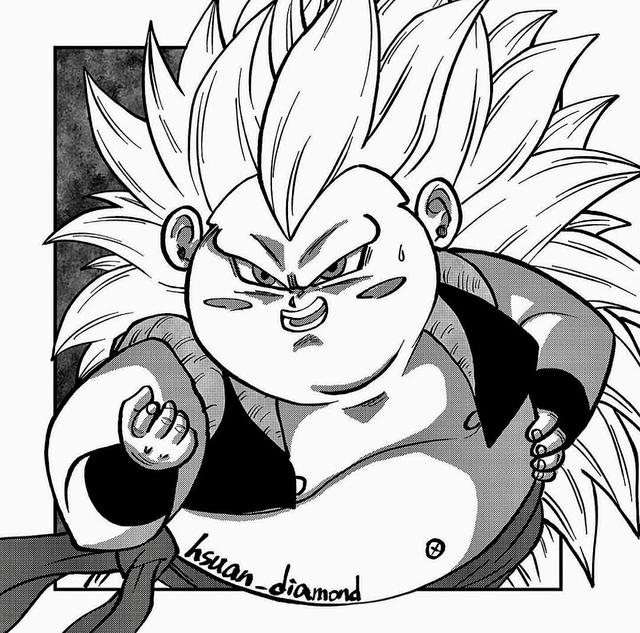 Chết cười khi thấy dàn nhân vật Dragon Ball Super béo múp míp đến là cưng - Ảnh 19.