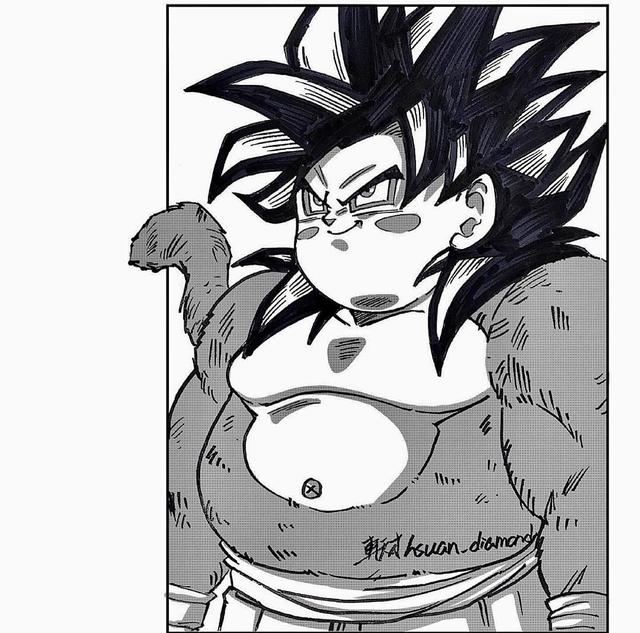 Chết cười khi thấy dàn nhân vật Dragon Ball Super béo múp míp đến là cưng - Ảnh 27.