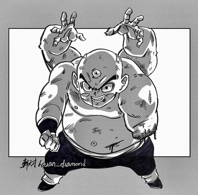 Chết cười khi thấy dàn nhân vật Dragon Ball Super béo múp míp đến là cưng - Ảnh 30.