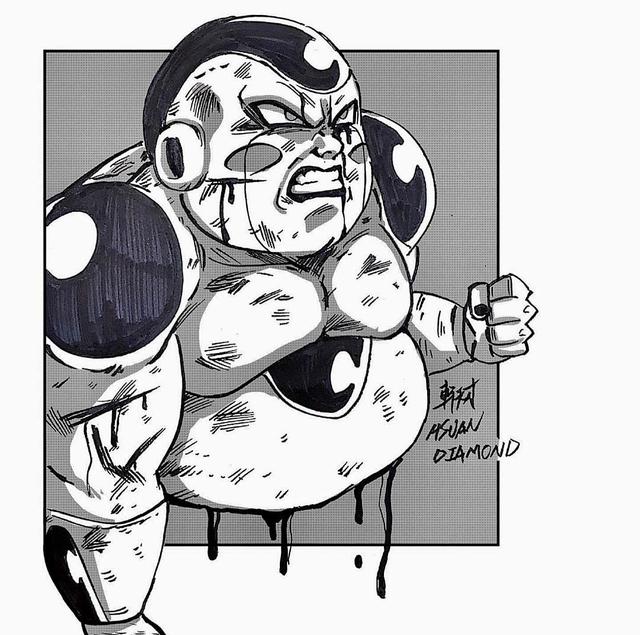 Chết cười khi thấy dàn nhân vật Dragon Ball Super béo múp míp đến là cưng - Ảnh 31.