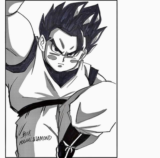Chết cười khi thấy dàn nhân vật Dragon Ball Super béo múp míp đến là cưng - Ảnh 32.