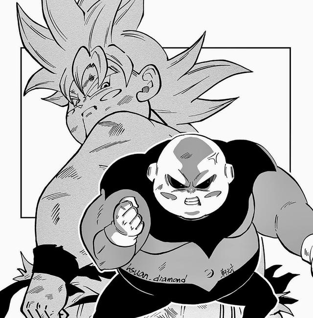 Chết cười khi thấy dàn nhân vật Dragon Ball Super béo múp míp đến là cưng - Ảnh 34.
