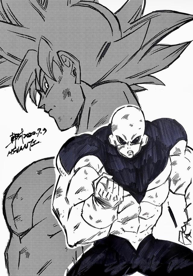 Chết cười khi thấy dàn nhân vật Dragon Ball Super béo múp míp đến là cưng - Ảnh 35.