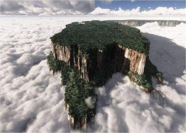 20 địa điểm thần tiên trên trái đất, không phân biệt nổi đâu là ảo đâu là thật - Ảnh 4.