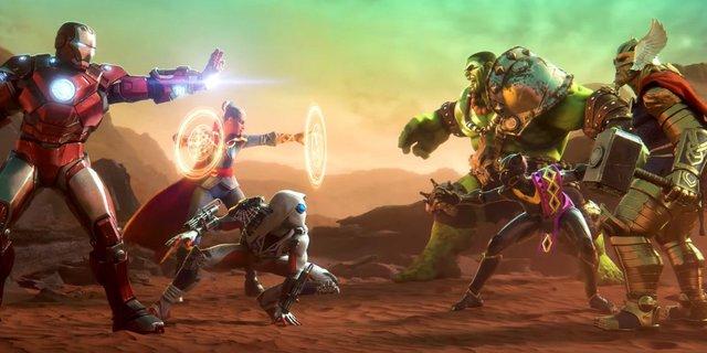 """Game thủ Việt """"lao vào combat"""" tranh cãi về bom tấn mới nhất của Marvel vì không biết là MOBA hay RPG - Ảnh 2."""