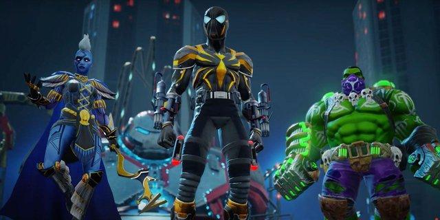 """Game thủ Việt """"lao vào combat"""" tranh cãi về bom tấn mới nhất của Marvel vì không biết là MOBA hay RPG - Ảnh 5."""