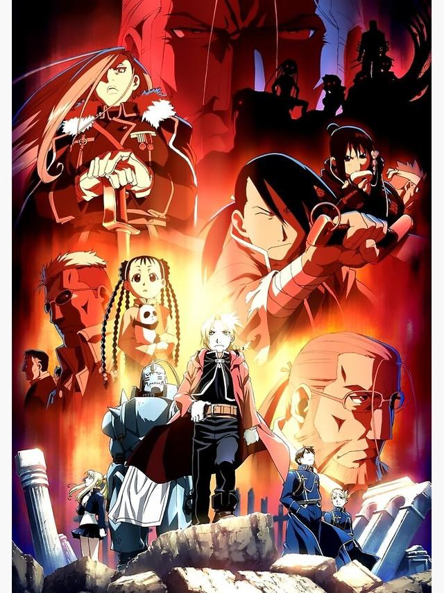 Những điều hấp dẫn không thể bỏ qua khi bạn là fan của Fullmetal Alchemist: Brotherhood phiên bản anime - Ảnh 4.