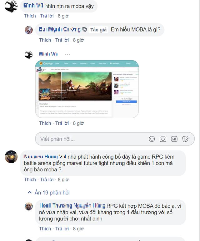 """Game thủ Việt """"lao vào combat"""" tranh cãi về bom tấn mới nhất của Marvel vì không biết là MOBA hay RPG - Ảnh 4."""