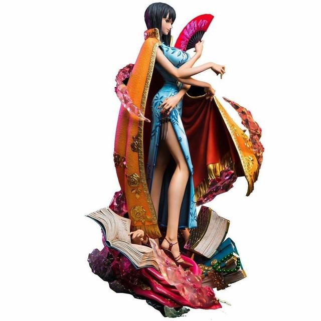 One Piece: Chiêm ngưỡng loạt Figure khủng của Nico Robin hơn nửa mét, chân dài miên man - Ảnh 2.