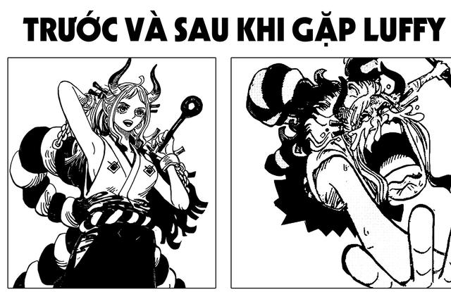 One Piece: Sau một chap bị Oda dìm hàng tơi tả, các fan hài lòng khi Yamato xinh đẹp đã trở lại - Ảnh 1.