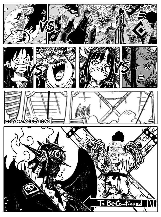 One Piece: Đánh ngã được cả Kaido nhưng tại sao Momonosuke vẫn chưa được Cửu Hồng Bao cứu? - Ảnh 1.