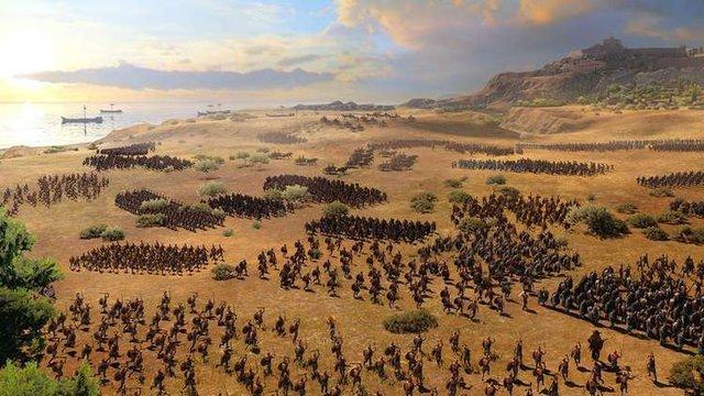 [Tổng hợp điểm số] Total War Saga: Troy, xứng danh game chiến thuật hay nhất năm - Ảnh 1.