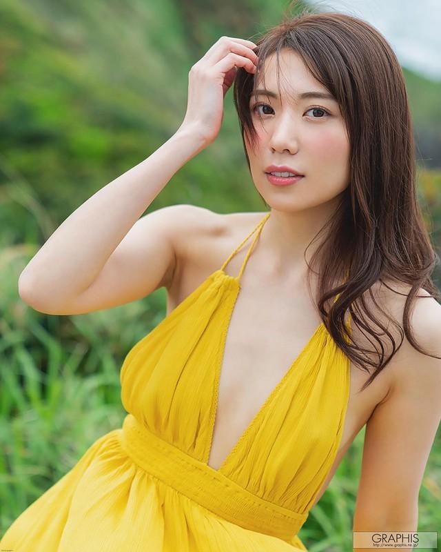 Ngắm nhan sắc thanh tú của Aika Yamagishi, mỹ nhân được mệnh danh Suzy Nhật Bản - Ảnh 6.