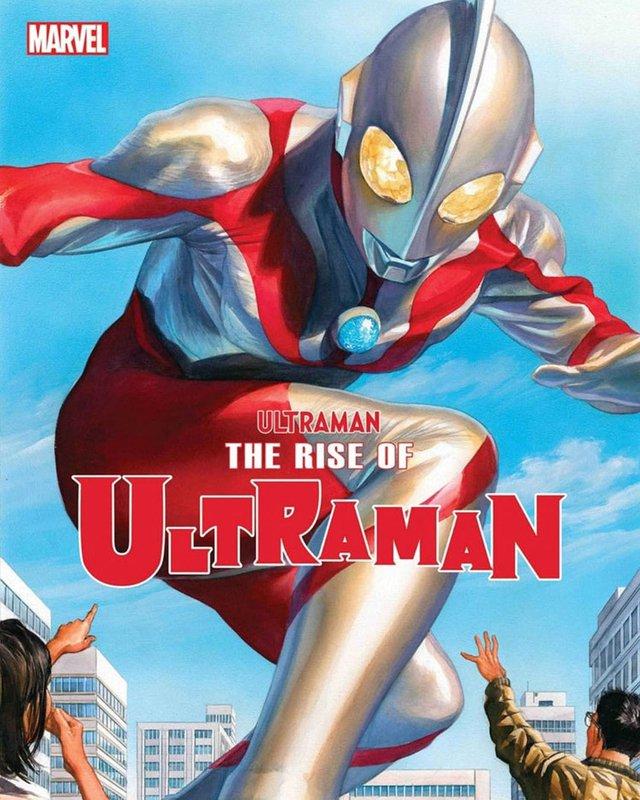 Siêu nhân Ultraman sẽ xuất hiện trong vũ trụ Marvel? - Ảnh 1.