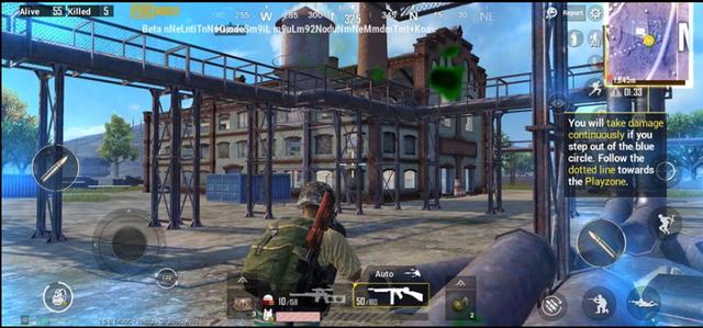 Game thủ PUBG Mobile review sớm Erangel 2.0: Map chất lượng Ultra HD, Thompson SMG gắn Reddot, sảnh chờ mới,... - Ảnh 10.