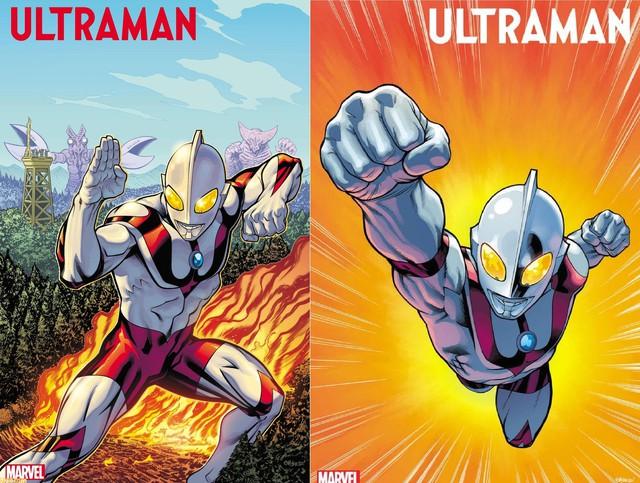 Siêu nhân Ultraman sẽ xuất hiện trong vũ trụ Marvel? - Ảnh 2.