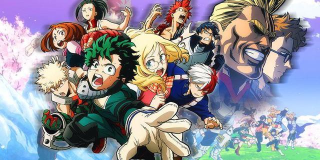 Giữa One Punch Man với My Hero Academia, đâu là tựa anime về đề tài siêu anh hùng hay hơn? - Ảnh 2.